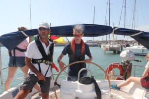 White Wake Sailing - competent crew / day skipper