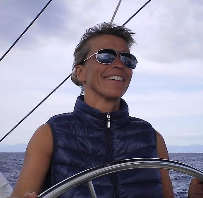 Our Team: Simonetta Simoneau - White Wake Sailing
