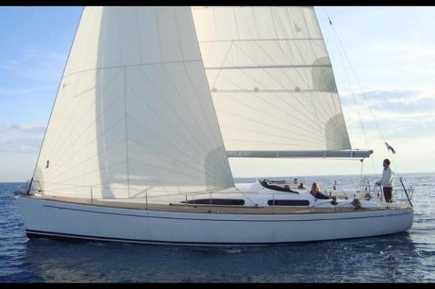 About us: our sailing vessel Neda 1