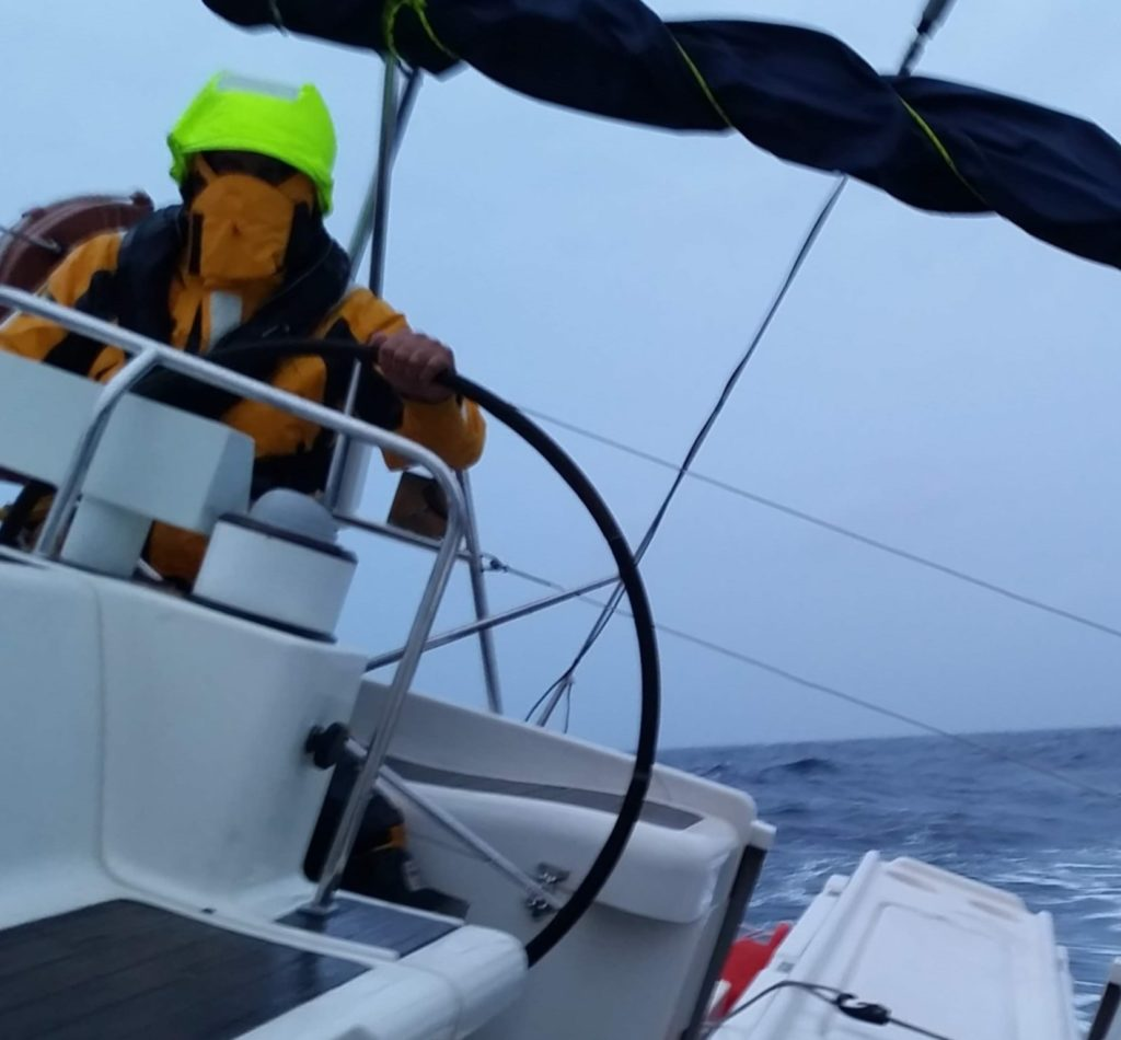 White Wake Sailing - Yachtmaster offshore
